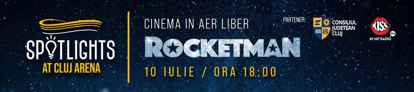 Cinema in Aer Liber – Rocketman