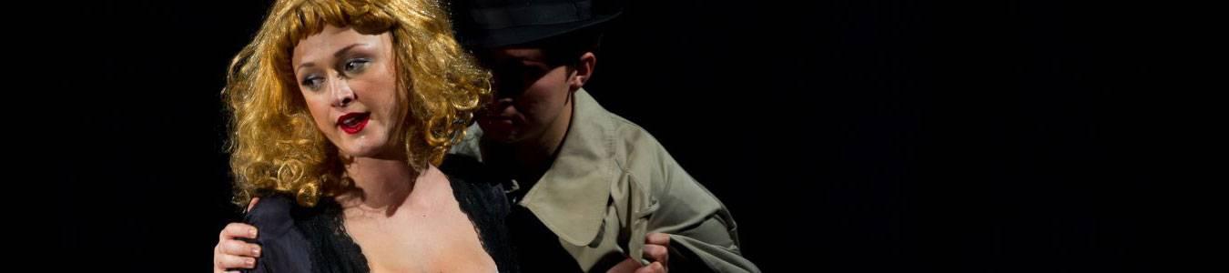 Bullets over Lipscani - Teatrul Godot