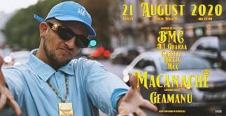 MACANACHE - GEAMANU   Bucuresti