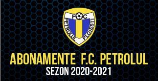 Abonament FC Petrolul - Sezon 2020-2021