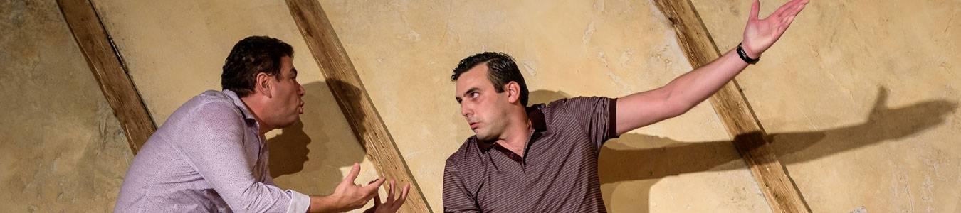 "IUBIRE CU NABADAI, regia Serban Puiu @Fabrica de Cultura - Sala ""Lulu"""