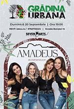 Amadeus live session in Gradina Urbana