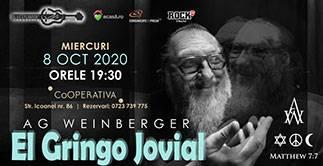 AG Weinberger || El Gringo Jovial