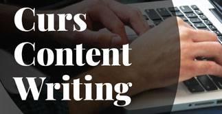 Curs de Online Content Writing