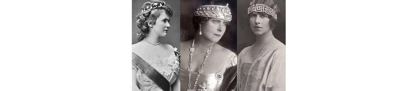 Trei regine, trei destine – Elisabeta (Carmen Sylva), Maria (Missy) si Elena (Sitta)