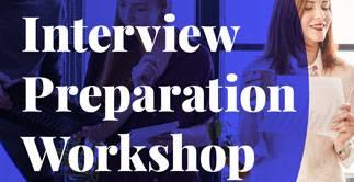 Job Interview Preparation Workshop