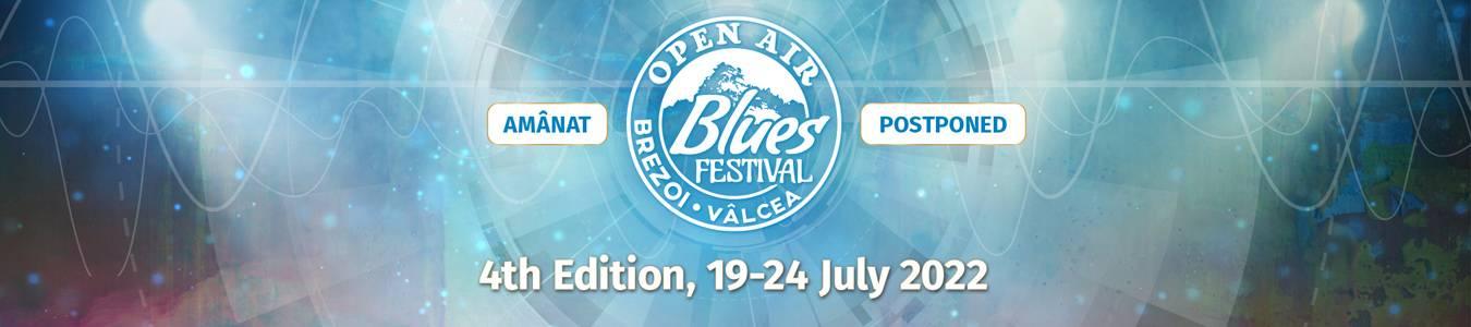 Open Air Blues Festival Brezoi