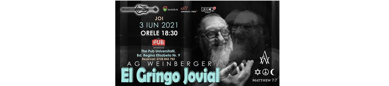 El Gringo Jovial by AG Weinberger
