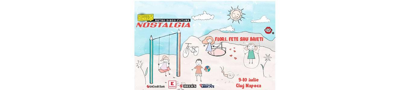 NOSTALGIA | Flori, fete sau baieti | Cluj Napoca