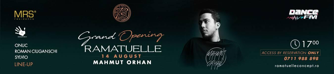 Grand Opening Ramatuelle