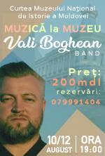 Muzica la Muzeu Vali Boghean Band