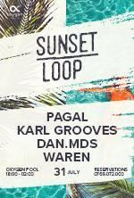 Sunset Loop // Oxygen Pool