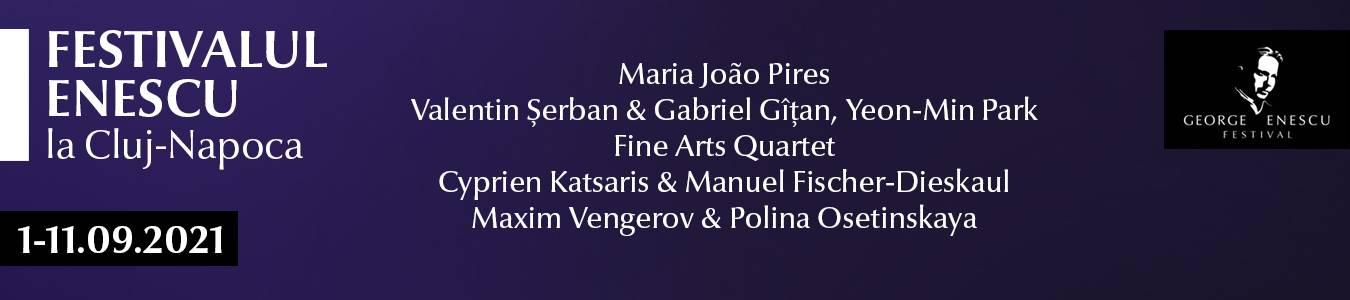 Festivalul George Enescu - Cluj Napoca