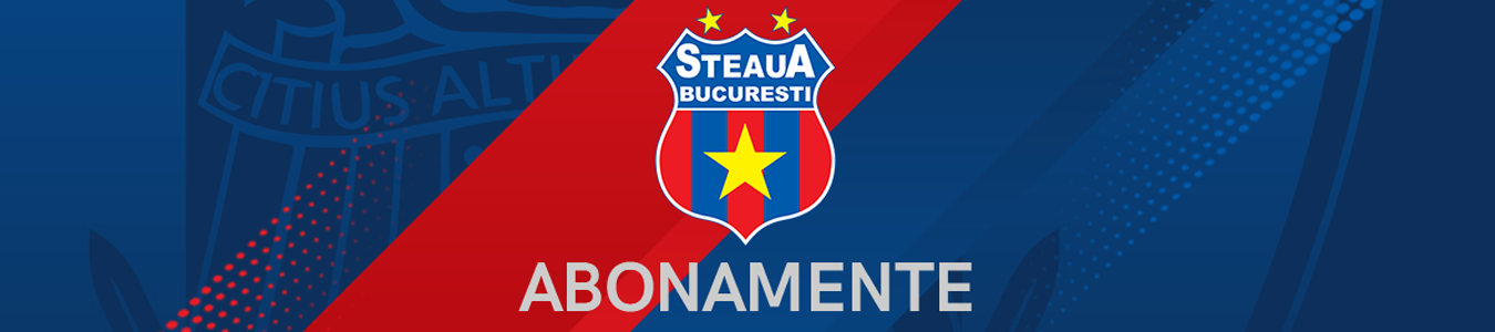 CSA STEAUA - ABONAMENTE SEZON 2021-2022