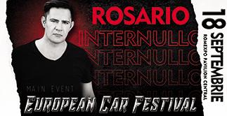 European Car Festival – feat. Rosario Internullo
