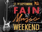Fain Music Weekend