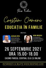 Crestem Oameni, Educatia in familie