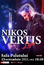 Nikos Vertis Live