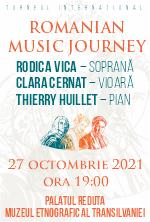 Turneul international Romanian Music Journey