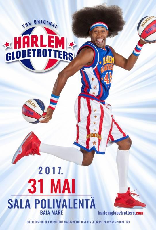 Poster Harlem Globetrotters
