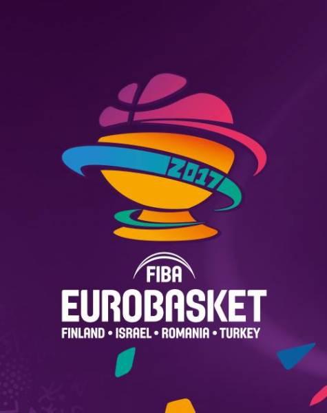 Poster FIBA EuroBasket 2017