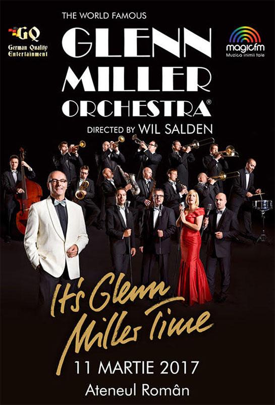 Poster Glenn Miller Orchestra